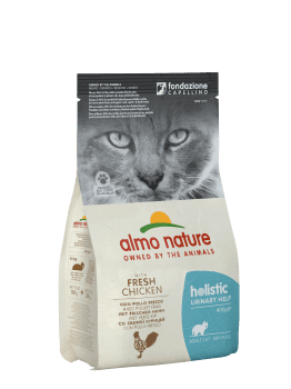 CAT DRY HOLISTIC URINARY POLLO