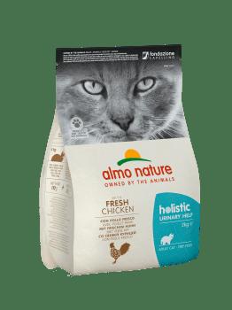 CAT DRY HOLISTIC URINARY POLLO - 1