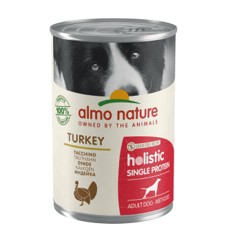 DOG WET HOLISTIC SINGLE PROTEIN PAVO