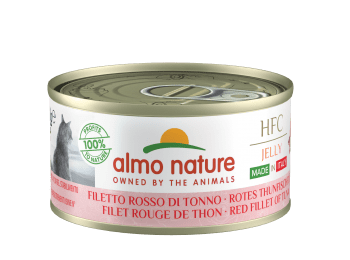 CAT WET HFC NATURAL ITALY JELLY 70G