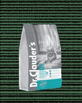 CAT DRY HIGH PREMIUM ADULT GRAINFREE - 1