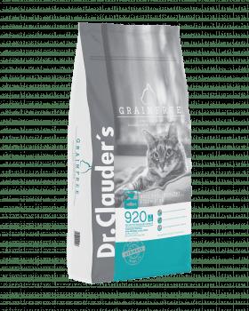 CAT DRY HIGH PREMIUM ADULT GRAINFREE - 3