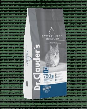 CAT DRY HIGH PREMIUM STERILISED SENIOR LIGHT - 3