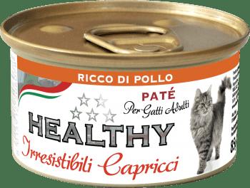 CAT IRRESISTIBILITY CAPRICCI POLLO