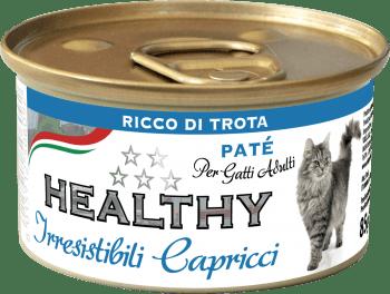 CAT IRRESISTIBILITY CAPRICCI TRUCHA