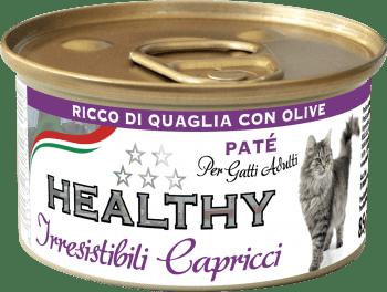 CAT IRRESISTIBILITY CAPRICCI CODORNIZ/OLIVA