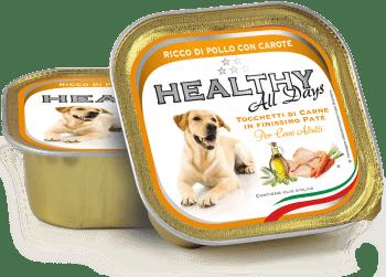 DOG ACEITE OLIVA POLLO/ZANAHORIAS