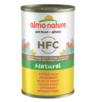 CAT HFC NATURAL 140G