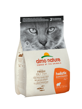 CAT DRY HOLISTIC FRESH ADULT PESCADO Y ARROZ - 1