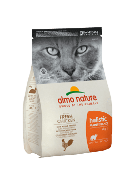 CAT DRY HOLISTIC ADULT POLLO Y ARROZ - 1
