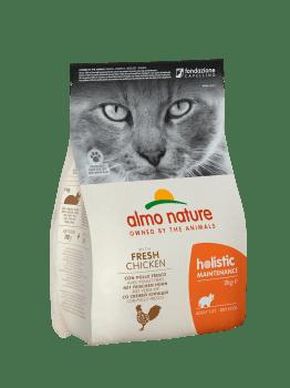 CAT DRY HOLISTIC FRESH ADULT POLLO Y ARROZ - 1