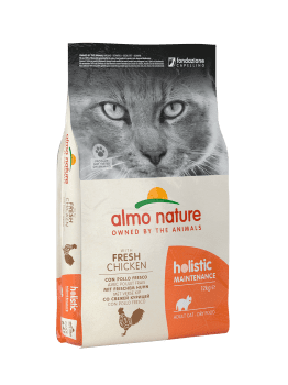 CAT DRY HOLISTIC FRESH ADULT POLLO Y ARROZ - 2