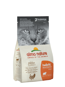 CAT DRY HOLISTIC ADULT PAVO Y ARROZ