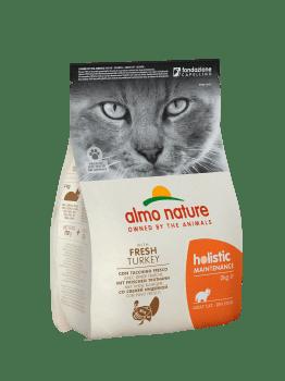CAT DRY HOLISTIC FRESH ADULT PAVO Y ARROZ - 1