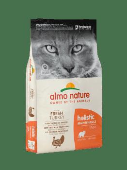 CAT DRY HOLISTIC FRESH ADULT PAVO Y ARROZ - 2