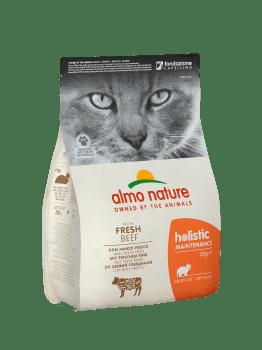 CAT DRY HOLISTIC ADULT VACUNO Y ARROZ - 1