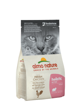 CAT DRY HOLISTIC KITTEN POLLO Y ARROZ