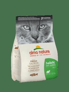 CAT DRY HOLISTIC ANTIHAIRB PESCADO Y PATATA - 1