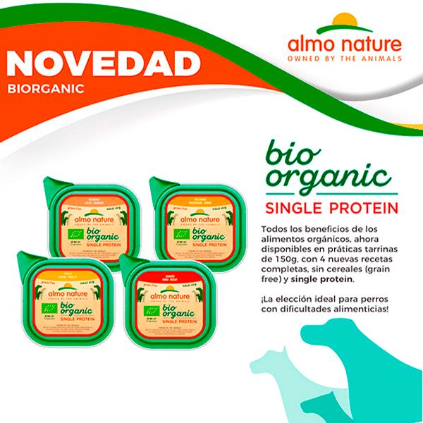 almo nature bio organic