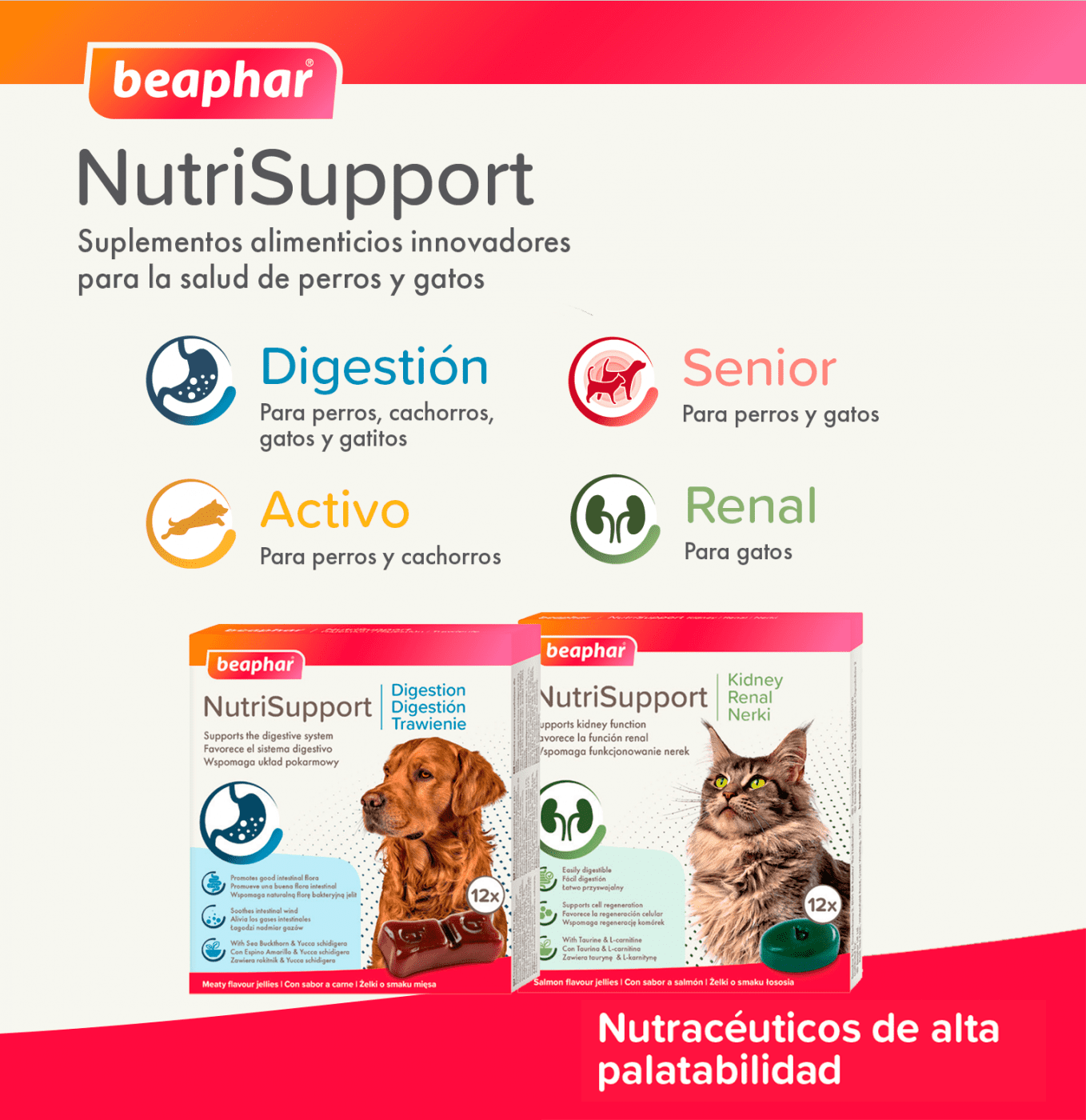 Banner destacado Nutracéuticos