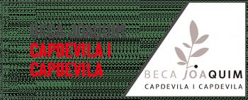 Beca Joaquim Capdevila i Capdevila