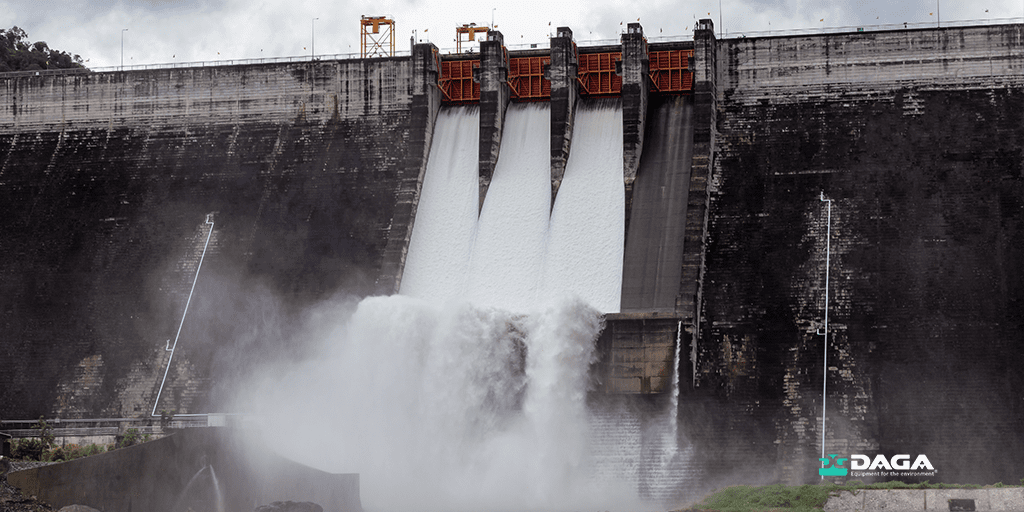 Ageing dams could become an emerging global risk
