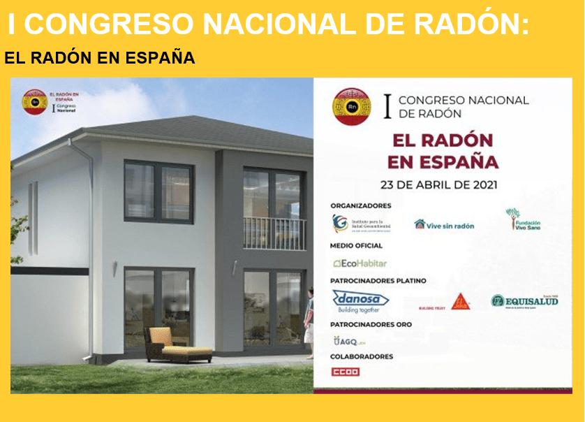 Radón, qué es y como actúa en el hormigón de una vivienda