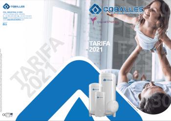 Nueva Tarifa Coballes 2021-2022