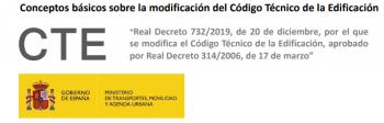 Nuevo CTE 2020-2021 | Nuevo Código Técnico de la Edificación