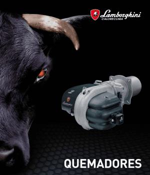 Nuevos Quemadores Lamborghini 2021 / Nueva Tarifa