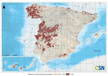 ¿Dónde se encuentra el Gas Radón?