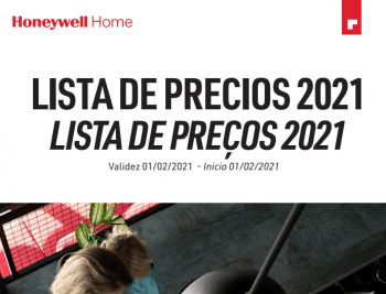 Nueva Tarifa Honeywell 2021 Resideo
