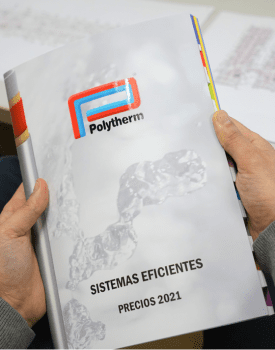 Nueva Tarifa Polytherm 2021