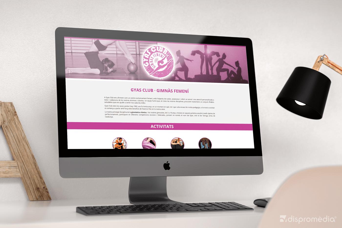 ¡Gyas Club ya tiene nueva página web!