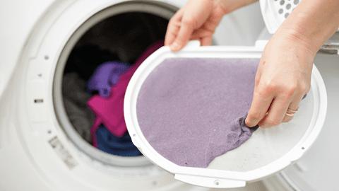 Limpia tu secadora y ahorra tiempo y dinero