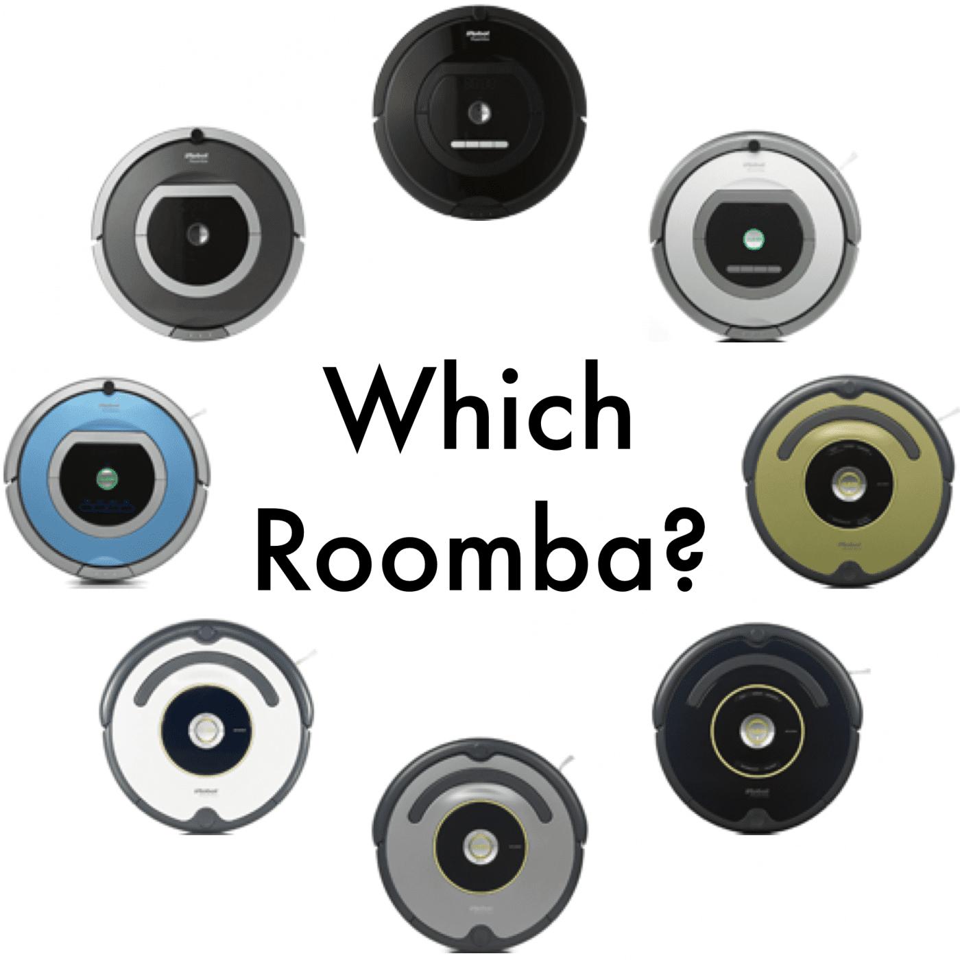 ¿ Qué Roomba comprar ?