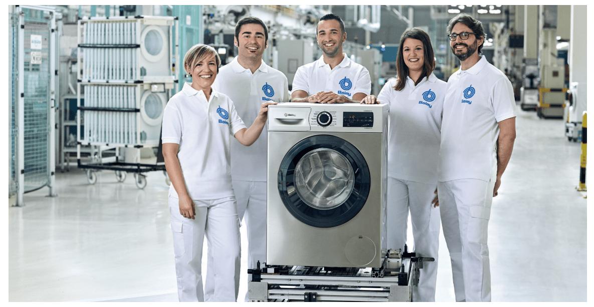 Promoción nuevas lavadoras Balay con AutoDosificación