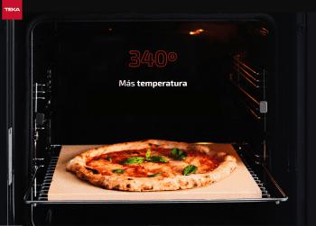 Hornos MaestroPizza | Hasta 340ºC | Horno Teka HLB 8510 P