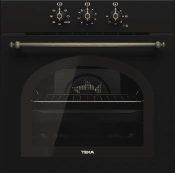Horno Teka HRB 6100 AT de 60 cm A Diseño Rústico Antracita con 6 funciones de cocción a 5 alturas