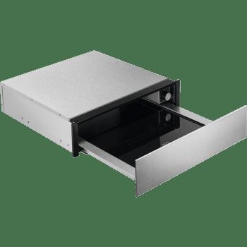 AEG KDE911424M Cajón Calientaplatos Inox Antihuellas Combinable con Hornos Compactos AEG