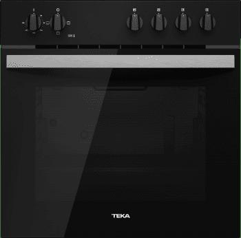Horno Polivalente Convencional Teka HBE 490 ME de 60 cm Negro