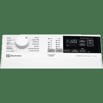 Lavadora de Carga Superior Electrolux EW6T3722AF | 7Kg | 1200rpm | SensiCare | Display LCD XL | Clase F - 2