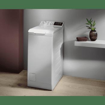 Lavadora de Carga Superior Electrolux EW6T3722AF | 7Kg | 1200rpm | SensiCare | Display LCD XL | Clase F - 3