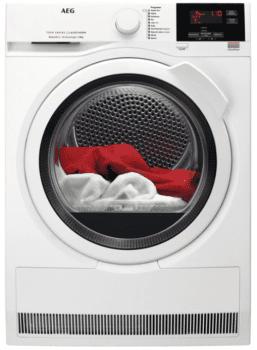 Secadora AEG T7DBG841 8Kg A++ Bomba de Calor Inverter | White Edition | Serie 7000 | Gama Media
