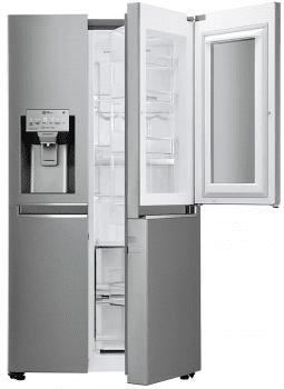Frigorífico Americano LG GSI960PZAZ Inox Antihuellas Door in Door Dispensador agua y hielo Wifi | Clase F - 5