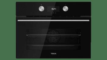 TEKA HLC 8400 BK Horno Compacto Multifunción Cristal Negro 45cm | Hydroclean | A+