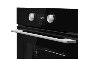 TEKA MLC 8440 BK Microondas Compacto + Grill   Cristal Negro 45cm - 2
