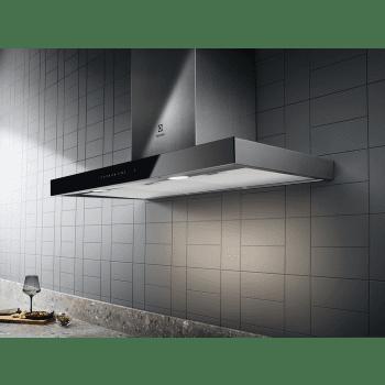 Electrolux LFT769X Campana Decorativa Acero Inoxidable 90cm | Conexión Placa-Campana | A - 2