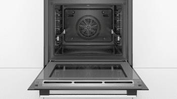 Bosch HBG5780S6 Horno Multifunción Pirolítico de 60 cm en Acero Inoxidable | WiFi Home Connect | A | Serie 6