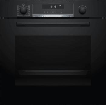 Bosch HBG5780B6 Horno Multifunción Pirolítico de 60 cm en color Negro | WiFi Home Connect | A | Serie 6